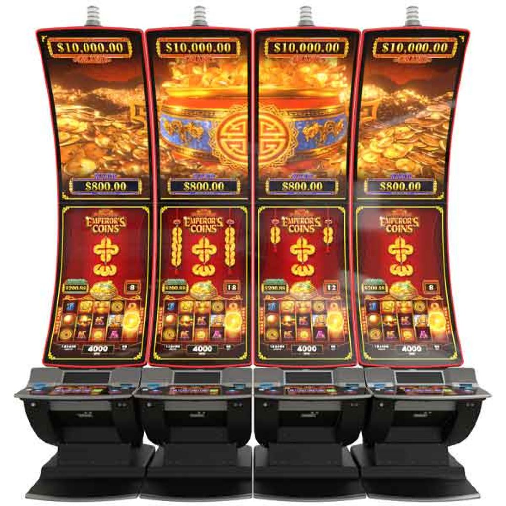 """Scientific Games launches new """"Mural"""" gaming cabinet"""